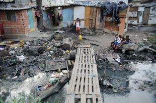 Sete em cada dez pessoas vivem em um país que registrou aumento da desigualdade nos últimos 30 anos (Foto: EBC).