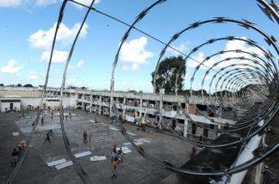 No Brasil, 40,13% dos presos sequer foram julgados (Foto: Agência Brasil).
