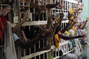 No RN, são 8 mil pessoas encarceradas, das quais 2.901 são presos provisórios (Foto: Agência Brasil).