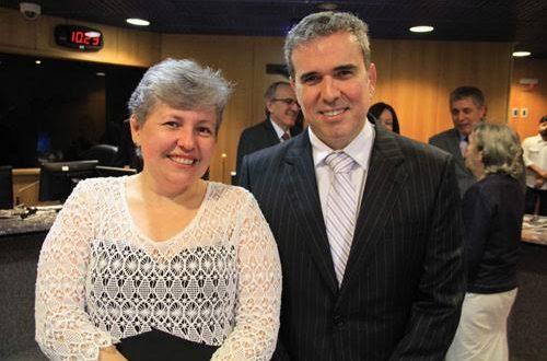 A desembargadora Maria Auxiliadora de Barros será a presidente e corregedora e o desembargador Bento Herculano Duarte será o vice-presidente e ouvidor da Justiça do Trabalho.