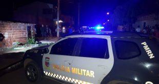 Crimes foram registrados em pontos distintos da cidade Foto: Passando na Hora