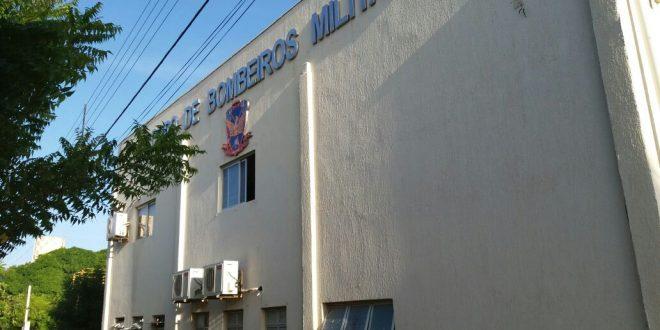 Lotes de Mossoró estão expostos na sede do Corpo de Bombeiros