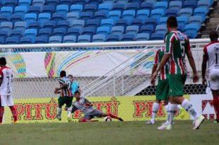 Equipes disputaram partida na tarde desta quinta-feira - Blog do Edinaldo Moreno
