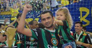 Neto Caraúbas disputará jogos na Argentina