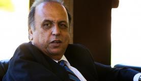 O governador do RJ, Luiz FGernando Pezão, durante reunião do Fórum de Governadores. Arquivo/Marcelo Camargo/Agência Brasil
