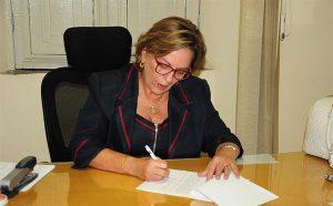 Rosalba emitiu nota oficial falando sobre o caso