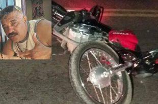 Francisco de Andrade Neto, 52, não resistiu a ferimentos causados pela colisão FOTO: Passando na Hora