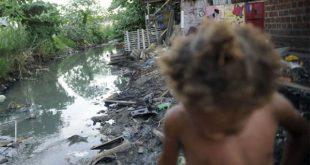São consideradas abaixo da linha de pobreza pessoas que vivem com menos de R$ 140 por mês (Foto: ABr).