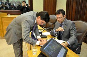 Deputado George Montenegro Soares, Acontece tempo de sua posse na 3ª.Secretaria da ALRN.Gente que Faz & Acontece!