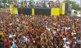 Cidade litorânea já teve a segunda maior festa de carnaval do Rio Grande do Norte