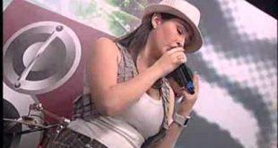 Renata Falcão era atração deste domingo