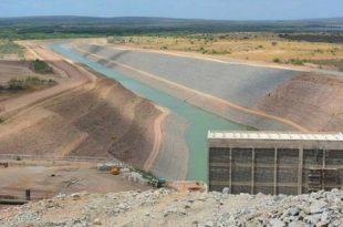 Obra permitirá chegada da transposição ao Rio Grande do Norte