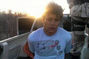 Marcelo Rodrigues de Oliveira, de 30 anos cumpria pena no regime semiaberto (Foto: Divulgação PM).