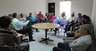 Reunião realizada nesta quarta-feira elaborou calendário de atividades