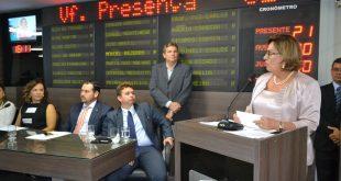 Prefeita apresentou projeções do executivo para o ano de 2017