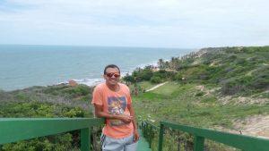 Em tempo parabenizamos Jaílson, funcionário competente da Chega Mais Beach, em Canoa Quebrada, pela passagem do seu aniversário.