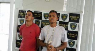 Crime foi elucidado com a prisão de dois participantes da chacina