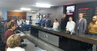 Sessão reúne autoridades para discutir segurança de Mossoró