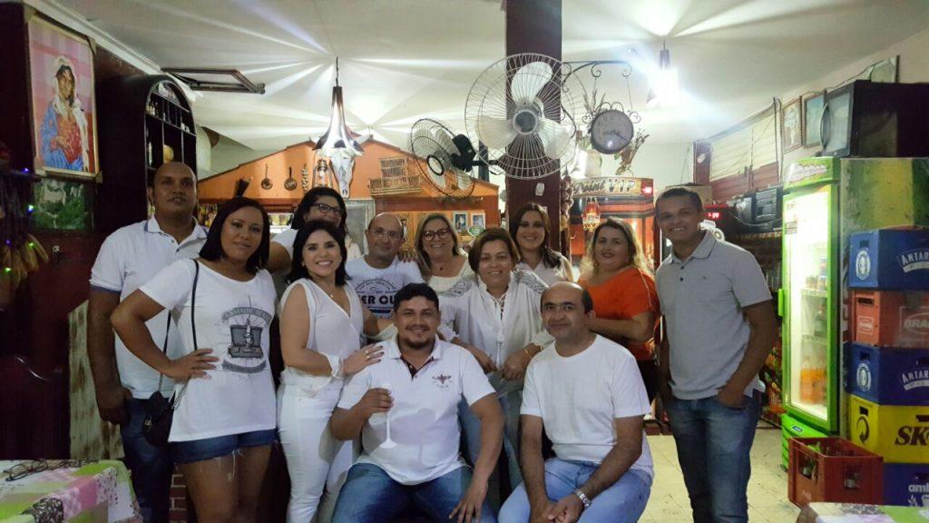 Hoje tem o tradicional bloco A Troça e o grupo mais badalado da cidade promete muita animação para a prévia carnavalesca!
