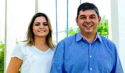 Pedro Fernandes e Fátima Raquel comandarão a Uern pelos próximos quatro anos