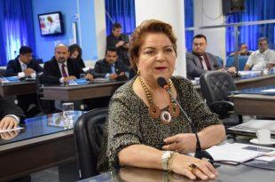 Presidente da comissão, vereadora Sandra Rosado criará cronograma para dar celeridade nas avaliações