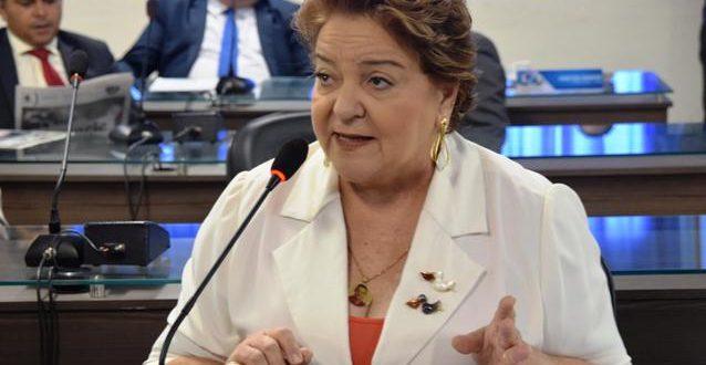 Vereadora Sandra Rosado