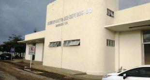 Inaugurado no último dia 11 de janeiro o aeroporto Dix-sept Rosado segue sem condições de receber voos comerciais