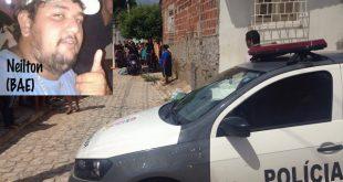 Baé foi executado no Alto de São Manoel - FOTO - Passando na Hora