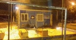 BIC da Ilha de Santa Luzia foi incendiada na madrugada desta sexta-feira