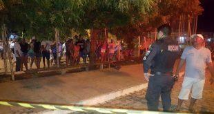 Ex-presidiário executado no bairro Malvinas foi a terceira vítima do dia - Foto: O Câmera