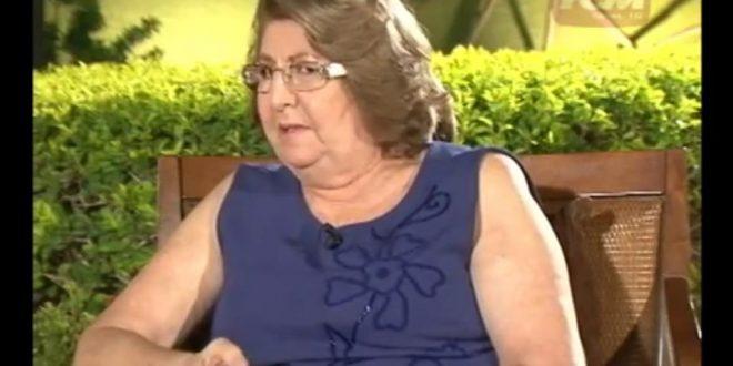 Jaci Gurgel foi a primeira mulher a presidir o Rotary Club de Mossoró
