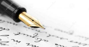 pena-do-ouro-na-letra-escrita-mo-15041756