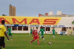 Potiguar e Alecrim empataram sem gols em Mossoró - Foto: FNF