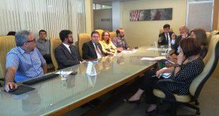Dados foram apresentados  em reunião com representantes dos poderes do Rio Grande do Norte