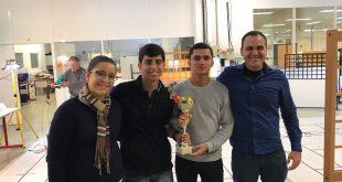 Estudantes do Campus Santa Cruz conquistam o troféu de primeiro lugar. Os do Campus Pau dos Ferros ficam em terceiro