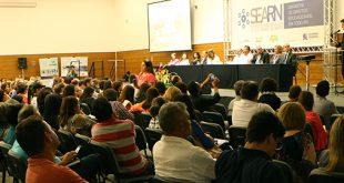Robinson Faria afirmou ainda que serão convocados 800 professores (Foto: Assecom RN).