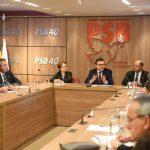 PSB se posiciona contra reformas trabalhista e da Previdência