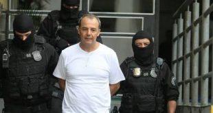 Sérgio Cabral está preso desde novembro