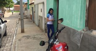 Moradores de Pau dos Ferros estão recebendo visitas de estagiários