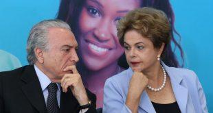 Julgamento de Temer e Dilma não tem previsão para término - Foto Lula Marques/Agência PT.