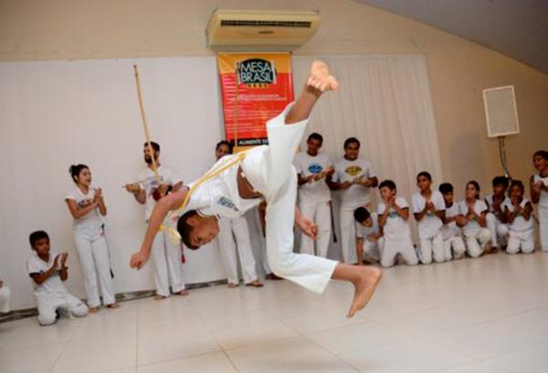 Capoeira-Sesc