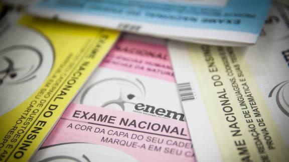 Taxa do Enem será R$ 85; isenção pode ser solicitada em abril