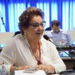 Sandra Rosado faz alerta em defesa de aposentados da Uern