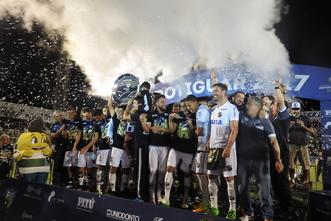 ABC garantiu titulo com empate na noite desta segunda-feira - Foto: FNF