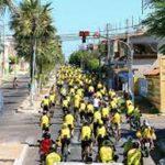 Caminhada encerra campanha Maio Amarelo no domingo