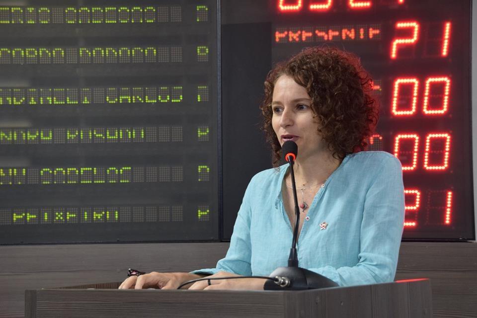 Isolda Dantas terá direito a voto na escolha do novo presidente nacional do partido