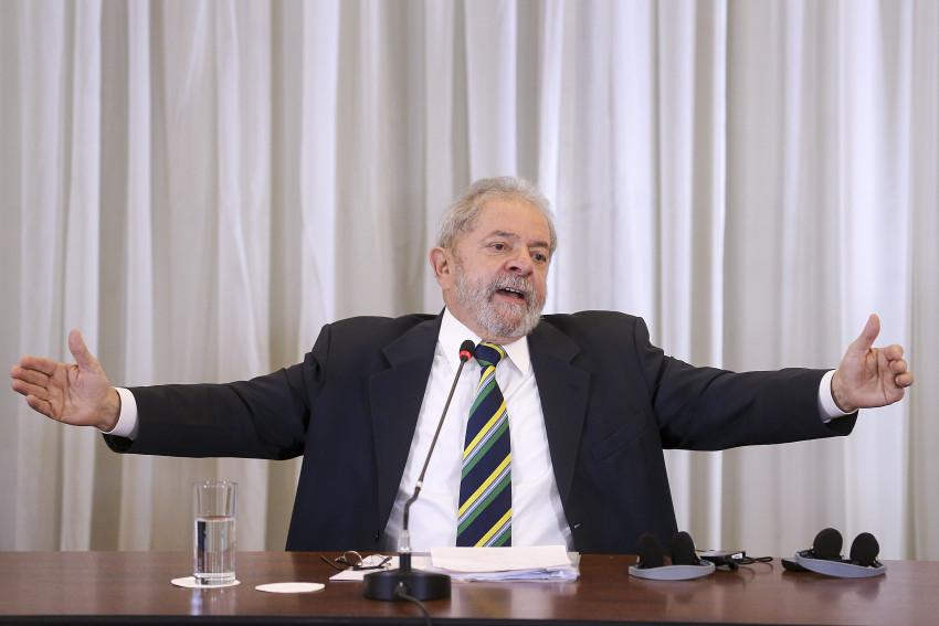 (Foto: RIcardo Stuckert/ Insituto Lula).