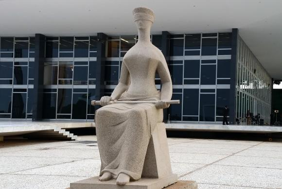 Supremo Tribunal Federal (Foto: Valter Campanato/Agência Brasil).
