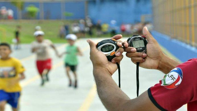 Programa incentiva a prática esportiva