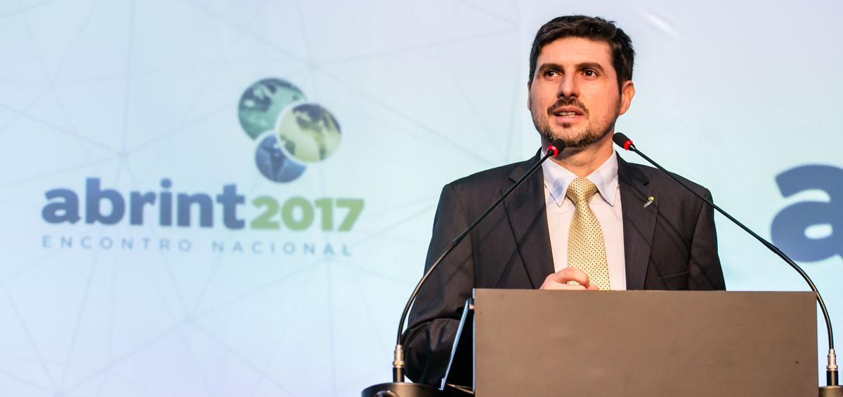 Erich Rodrigues é presidente da Associação Brasileira de Provedores de Internet e Telecomunicações (Abrint).